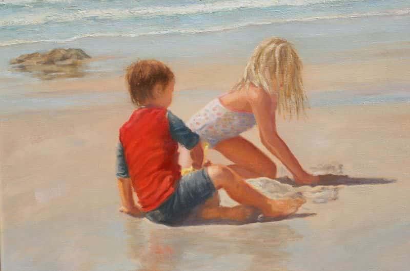 Arniston Beach Kids