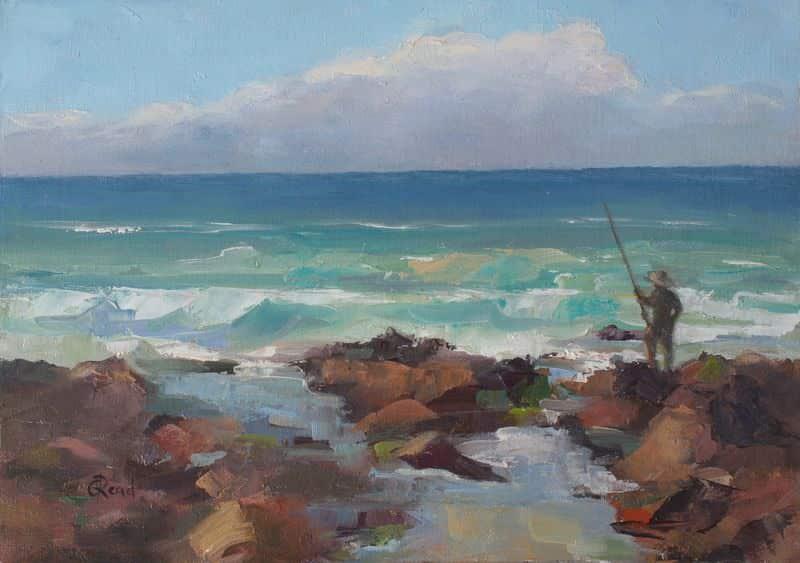 False Bay Fisherman