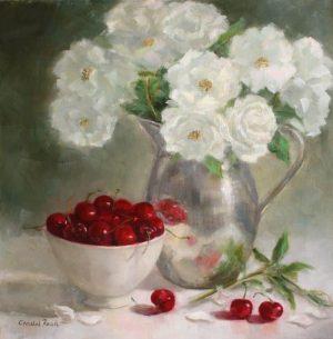 Iceberg & Cherries