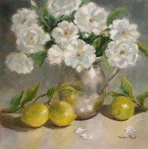 Lemons in Silver