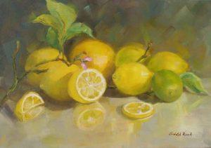 Lemons On My Table