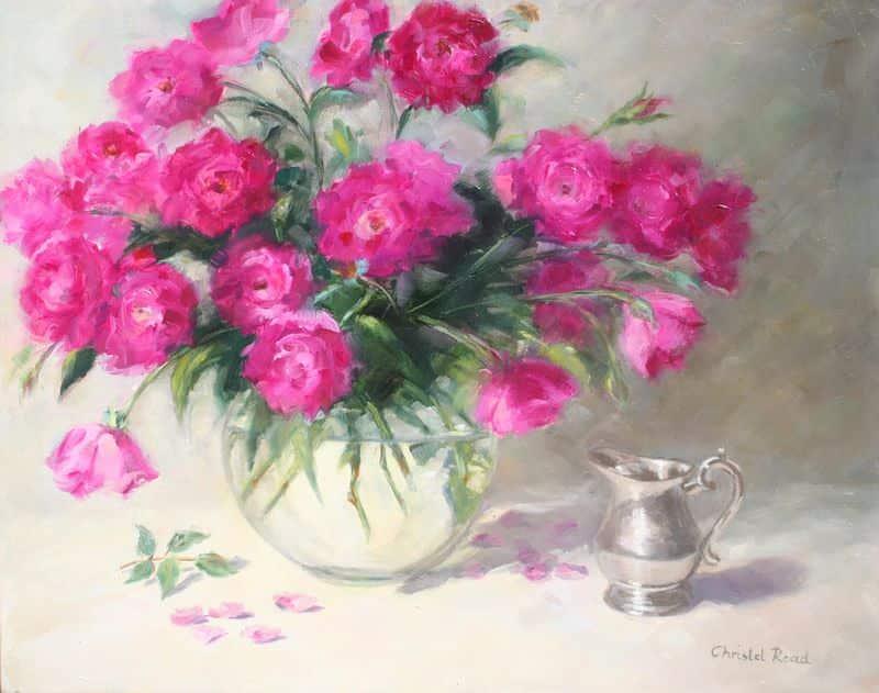 Pink Floribunda
