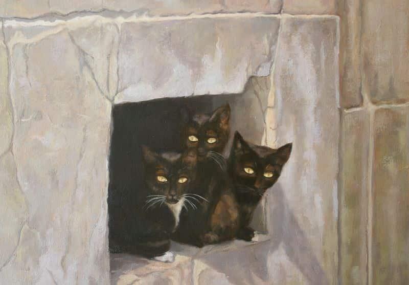 Sicilian Triplets