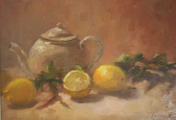 Teapot & Lemons