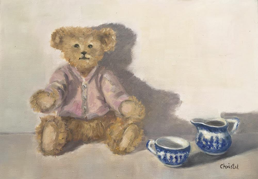 Nursery teddy